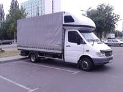 Грузоперевозки по Гомелю,  Гомельской области и РБ автомобилем Mercedes